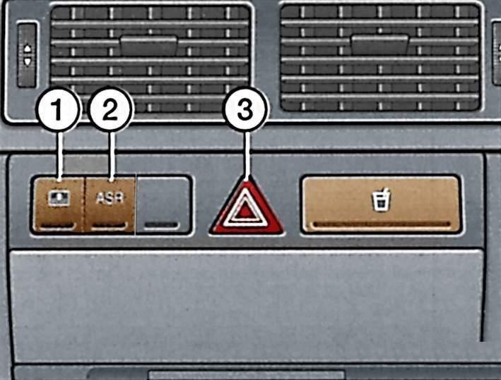 Audi A6 C5 Противобуксовочная система с уменьшением