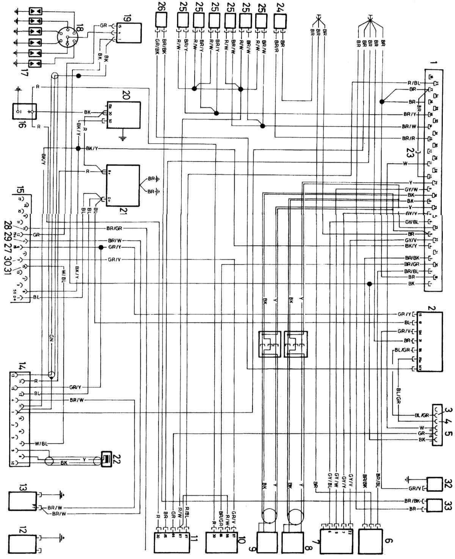 бмв 39 кузов схема блок для свет фото