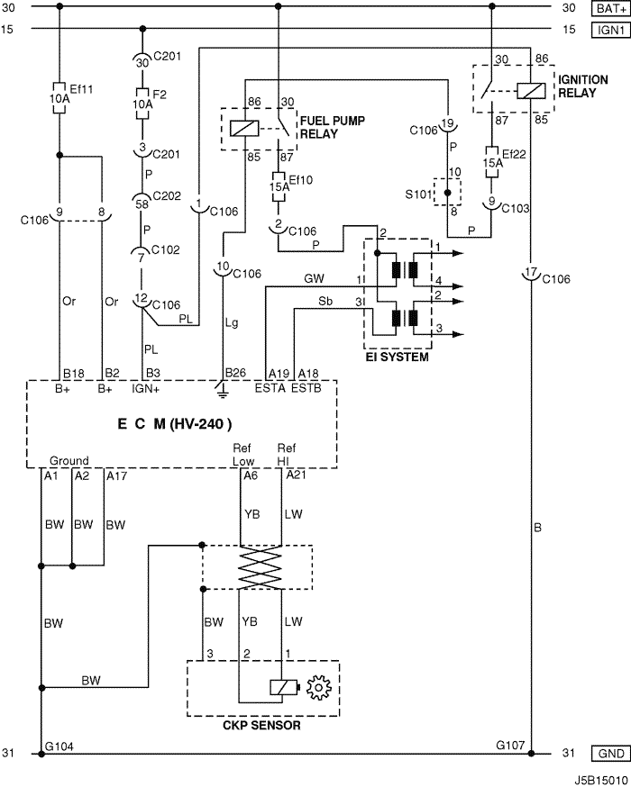 j5b15010 electrical wiring diagram 2005 nubira lacetti 3 ecm (engine daewoo lacetti wiring diagram at crackthecode.co