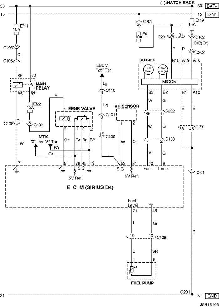 Electrical Wiring Diagram 2005 Nubira Lacetti 4 ECM  ENGINE CONTROL as well Electrical Wiring Diagram 2005 Nubira Lacetti 7 AIR CONDITIONER additionally Pump Shaft Seals furthermore Electrical Wiring Diagram 2005 Nubira Lacetti 4 ECM  ENGINE CONTROL moreover Chevy Head Identification Symbols. on c104 wiring diagram