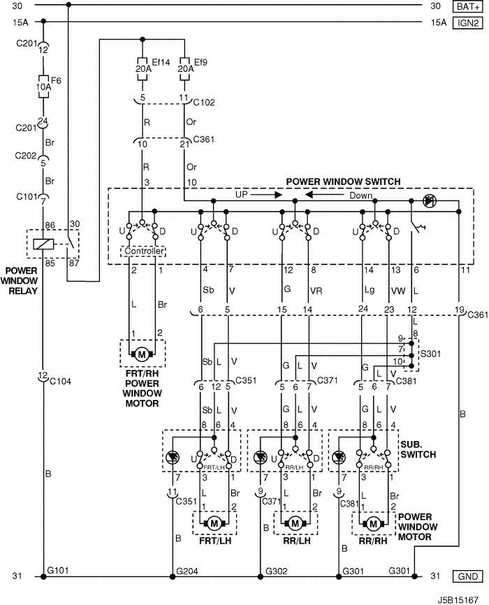 citroen c radio wiring diagram  citroen  auto parts