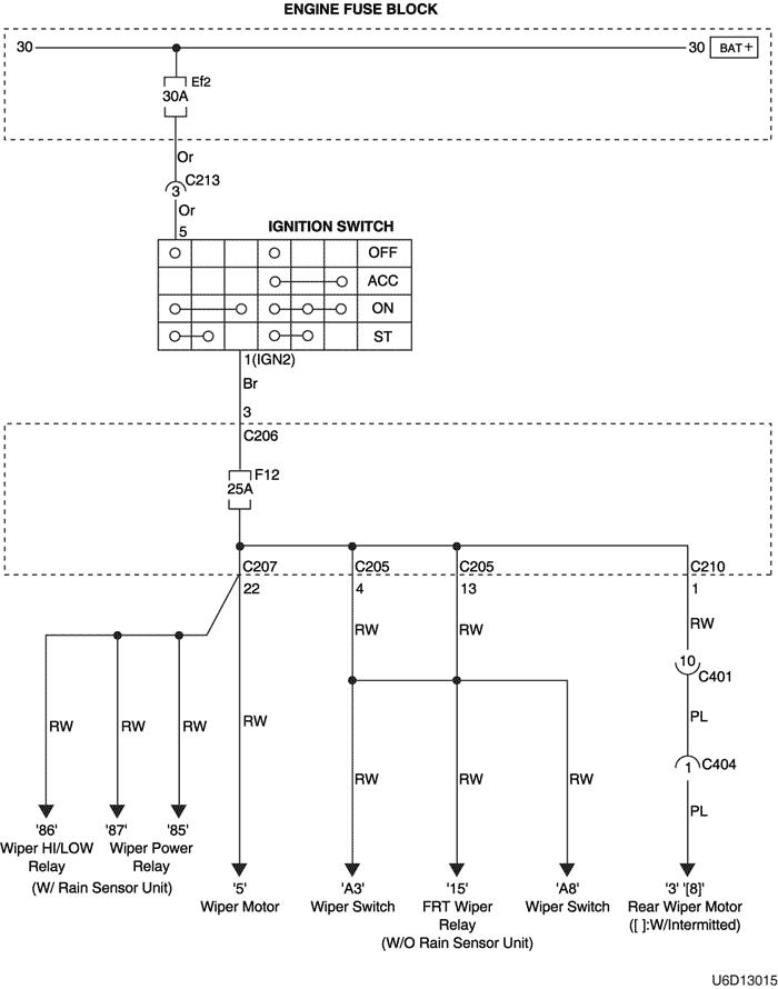 электрическая схема 2006 tacuma rezzo wiring diagram for power supplies