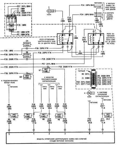 Типичная схема электропривода