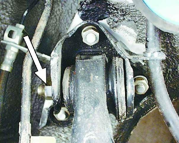 Ремонт подвески ваз 2109