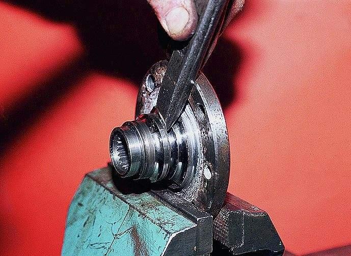 Замена подшипника задней ступицы своими руками на ваз 2110