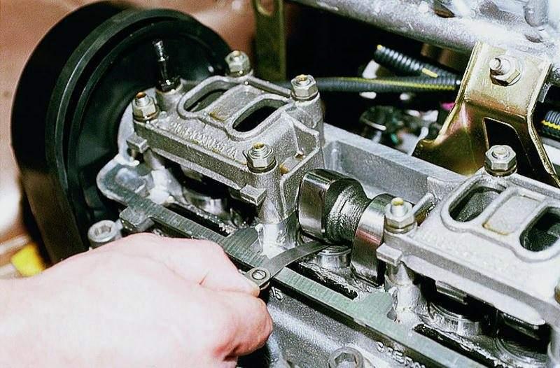 Ремонт двигателя ваз 2110 8 клапанов своими