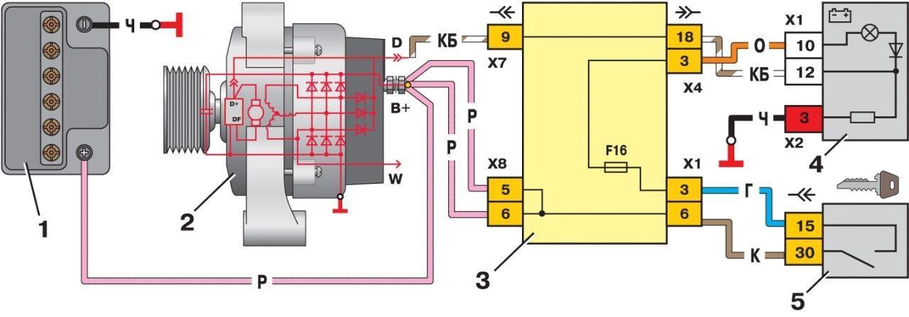 Схема охлаждения ваз 21214 инжектор фото 694