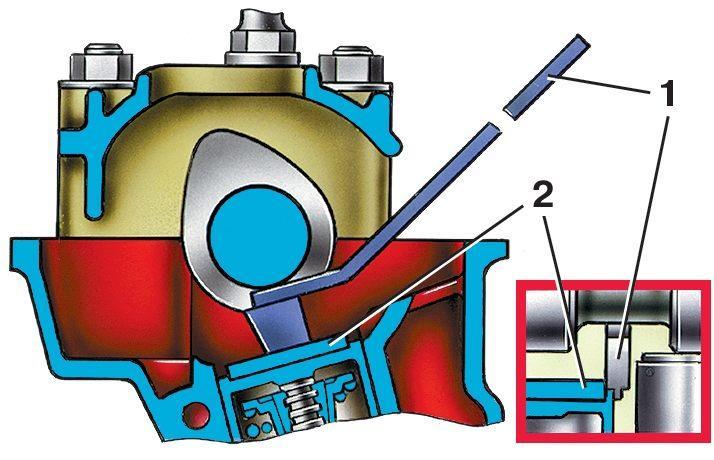 Регулировка клапанов на ваз 2114 8 клапанов своими руками