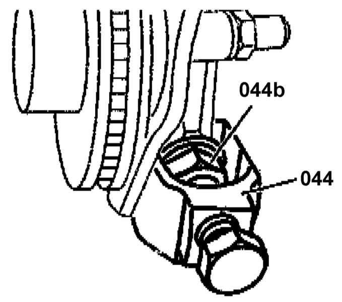 мерседес 140 снятие и установка нижней шаровой опоры