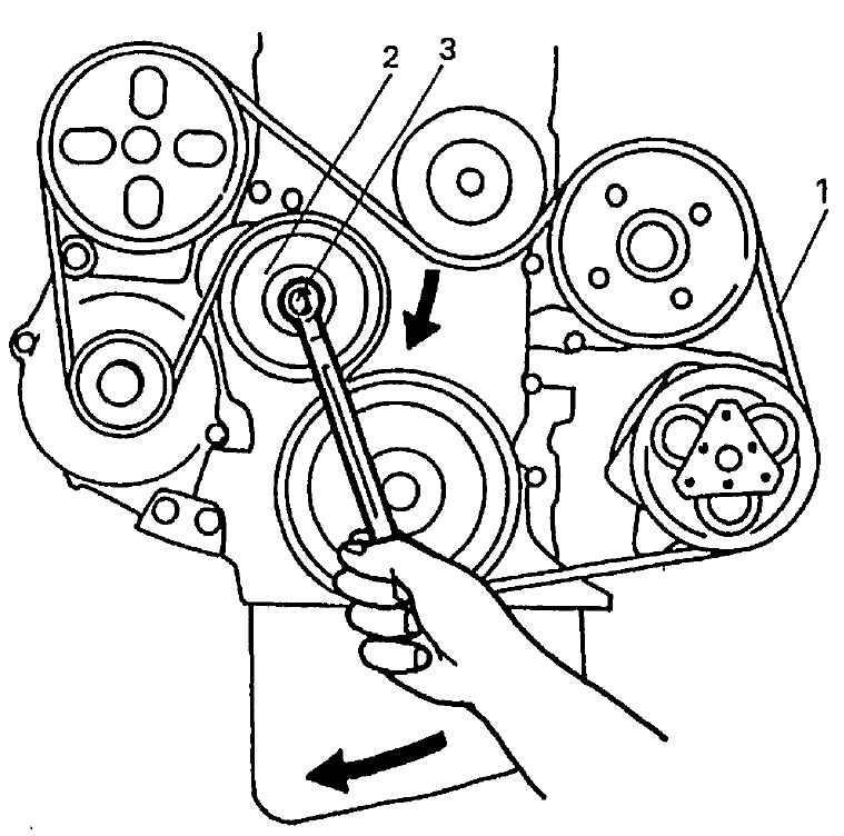 Как снять генератор на сузуки гранд витара