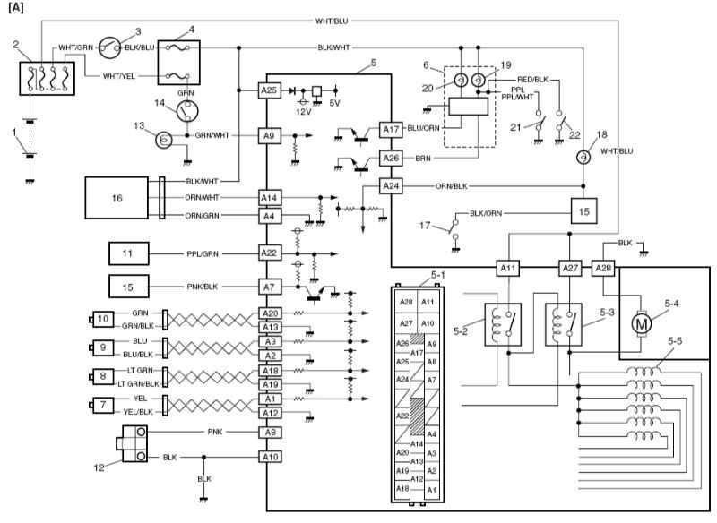 5 — гидравлический блок/модуль