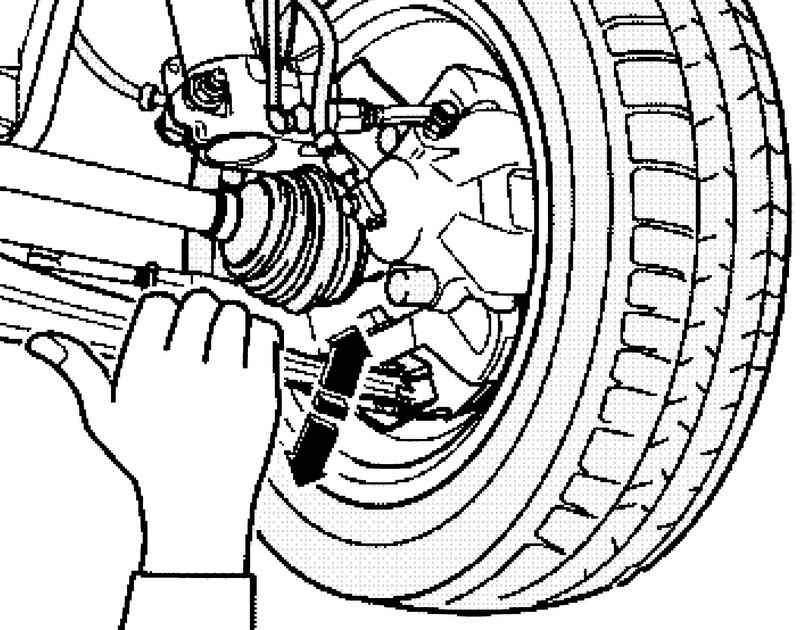 Задняя подвеска пассат б6 схема регулировка 112