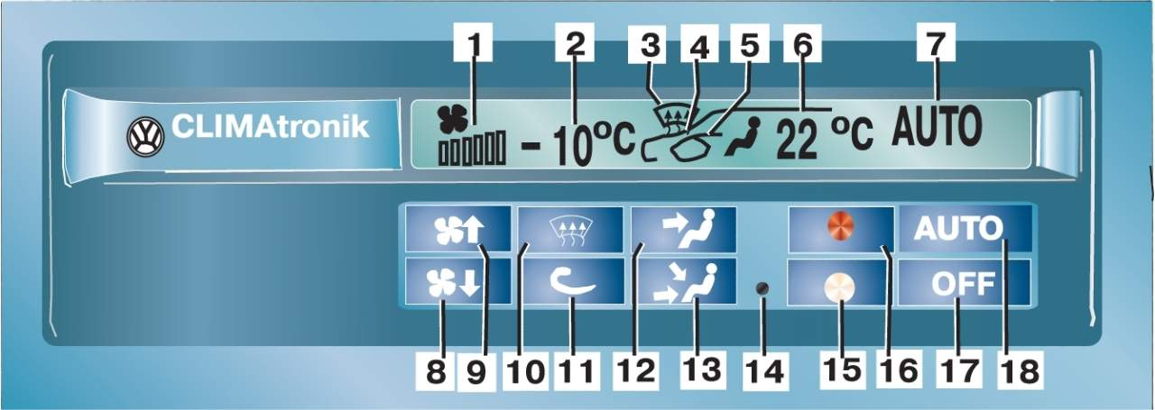 Climatronic инструкция по применению