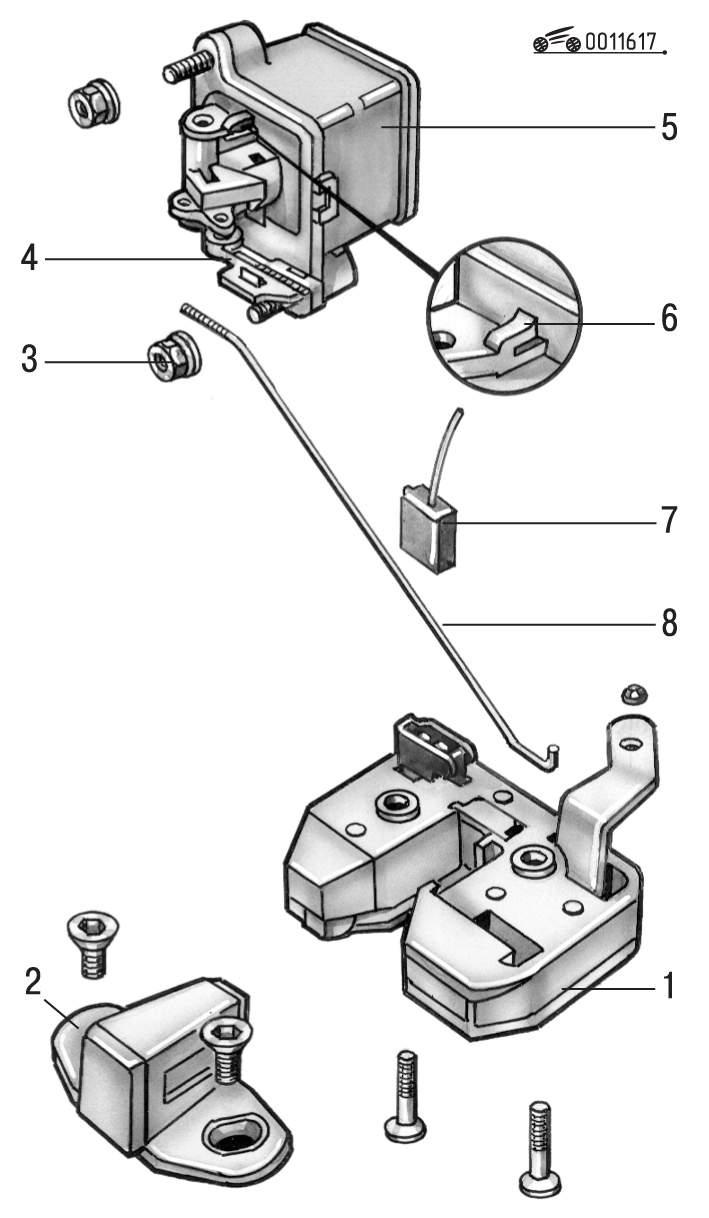 панель приборов пассат б4 схема