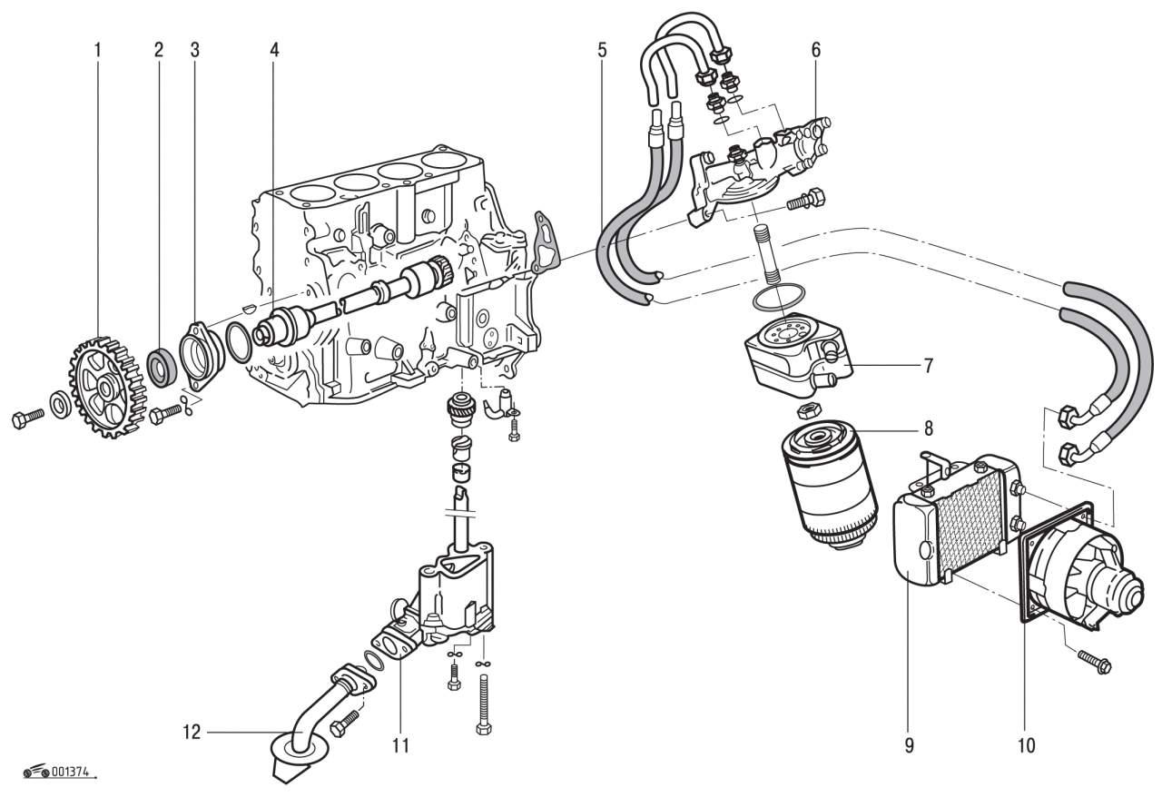 Фольц пассат б3 теплообменник масляного фильтра DB700