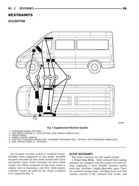 mercedes sprinter repair manual pdf